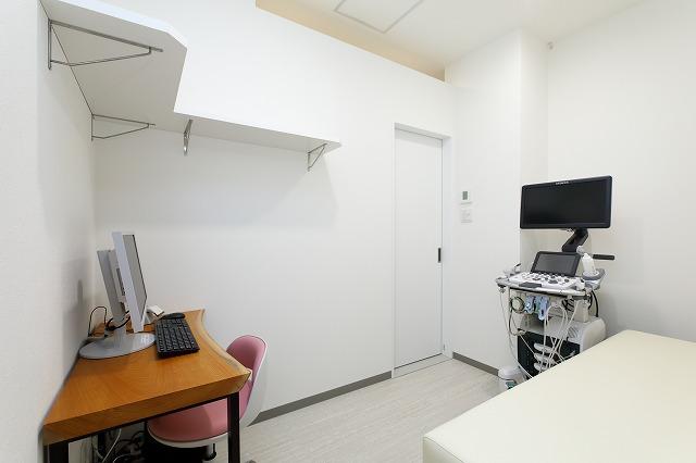 乳房超音波検査(乳房エコー)